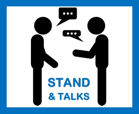 STAND & TALKS  The best thing I ever did to get students